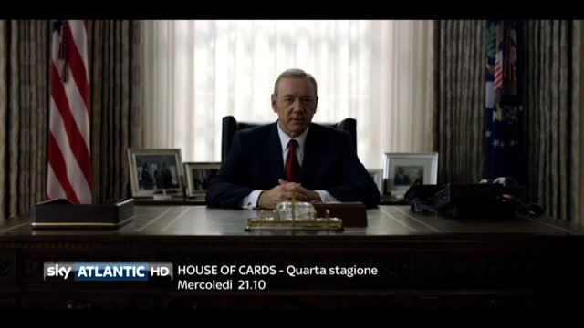 House of Cards 4: abbiamo i leader che ci meritiamo