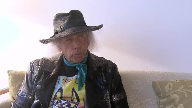 Jimmy Goldstein, l'icona di stile è un super fan della Nba