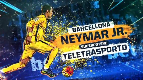 Gli eroi del Clasico: i superpoteri di Neymar