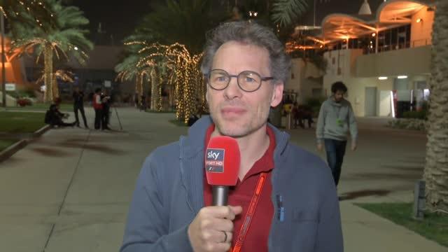 GP Bahrain: l'opinione di Jacques Villeneuve e Marc Gené