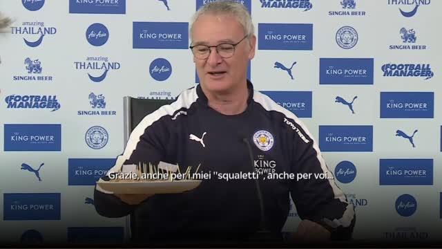 """Leicester, Ranieri e la """"salsiccia italian style"""""""