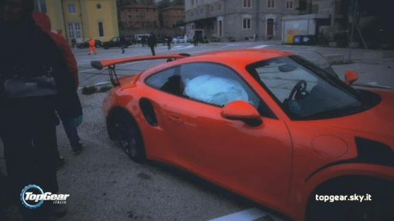 Top Gear Italia - Backstage Puntata #4: Guido vs. 911 GT3 RS