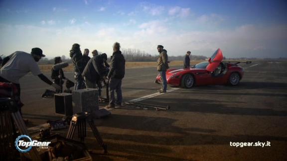 Top Gear Italia - Backstage Puntata #4: Davide vs. il Mostro