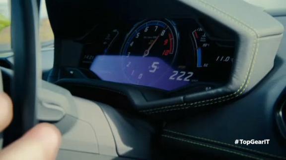 Top Gear Italia - un giro di pista con Davide