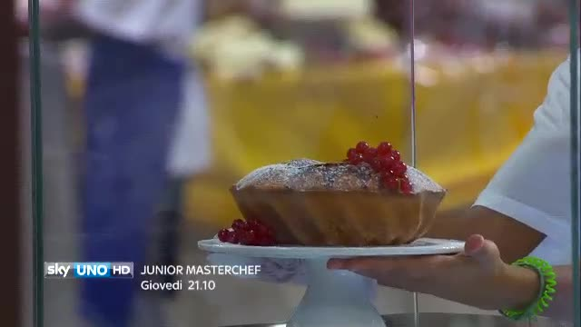 Junior MasterChef - solo su Sky Uno HD