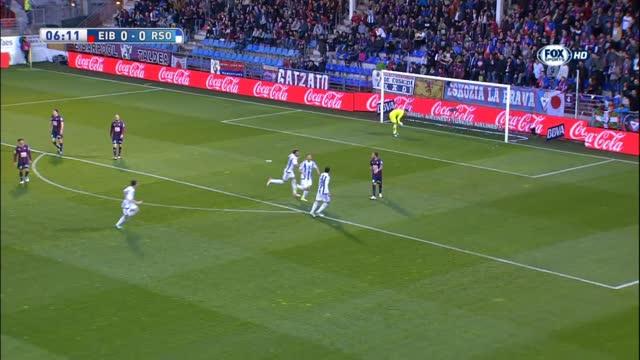 Eibar-Real Sociedad 2-1