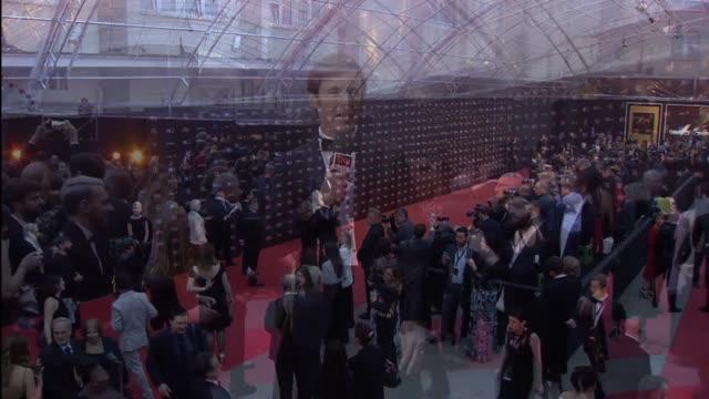 David di Donatello 2016, presentazione del red carpet