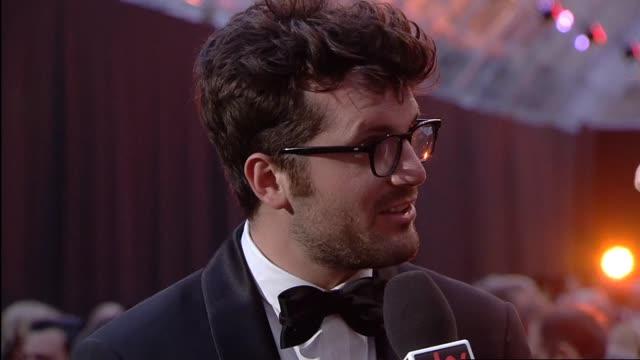 David di Donatello 2016, Frank Matano sul red carpet