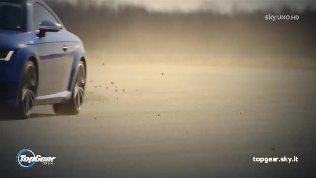 Top Gear Italia - Puntata #5: l'Audi TTS diventa un ghepardo