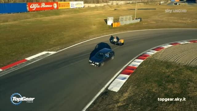 Top Gear Italia - Puntata #5: Joe e Meda in pista sul divano