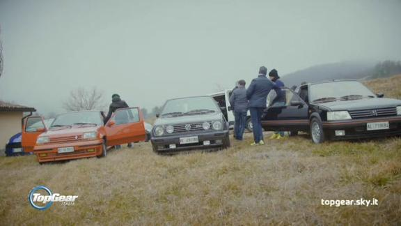 Top Gear Italia - Backstage Puntata #5: back in the '80s