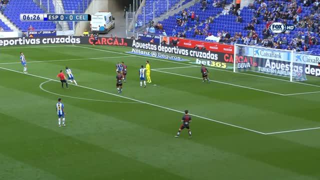 Espanyol-Celta Vigo 1-1