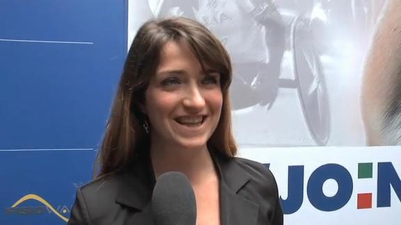 Paralimpiadi, Martina Caironi portabandiera azzurra
