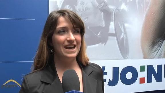 """Martina Caironi: """"Sono felicissima di essere portabandiera"""""""