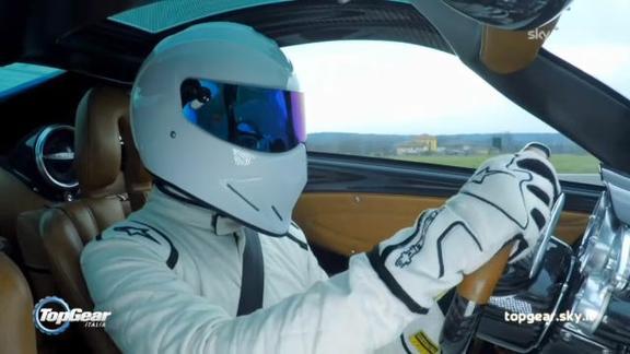 Top Gear Italia - Puntata #6: il giro di Stig sulla Huayra