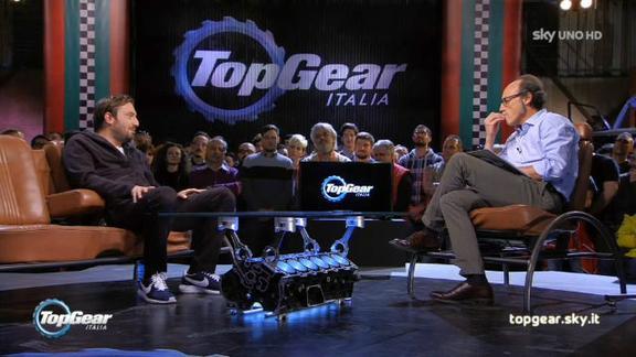 Top Gear Italia - Puntata #6: Cesare Cremonini