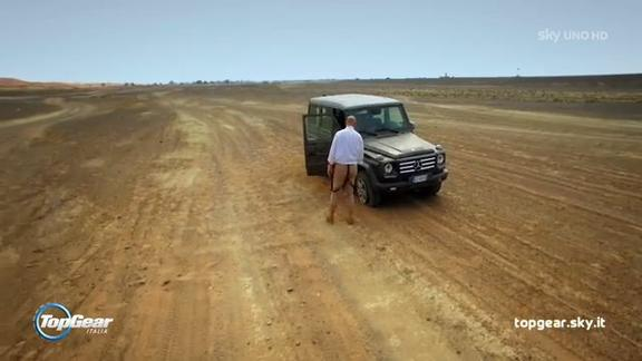 Top Gear Italia - Puntata #6: Joe esagera sulle dune