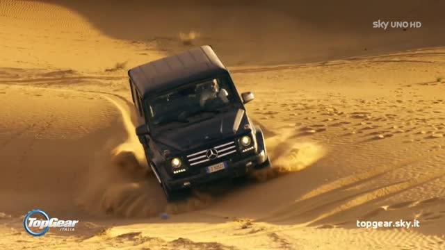 Top Gear Italia - Puntata #6: Guido vince e NON salva Davide