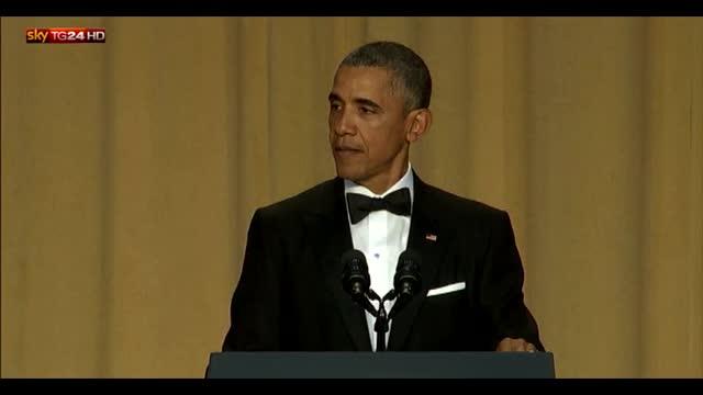 """""""Obama Out"""", Il presidente Usa cita Bryant e saluta così"""