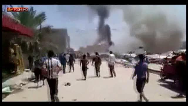 Iraq, sale a 31 morti il bilancio del doppio attentato Isis