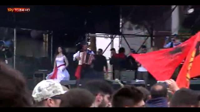 """A Taranto il """"Contro-concertone"""" del primo maggio"""
