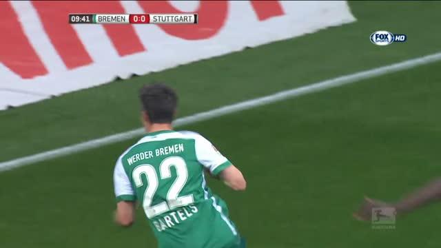 Werder Brema-Stoccarda 6-2