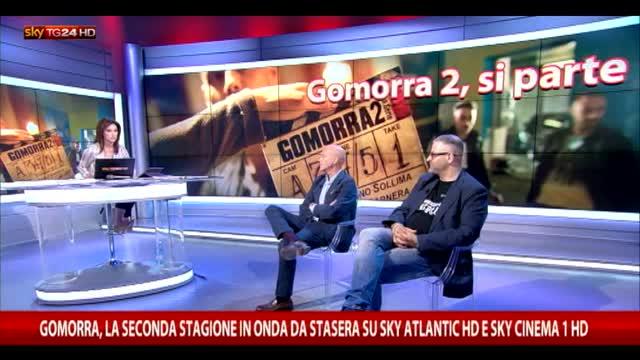 Gomorra raccontata da Stefano Bises e Fortunato Cerlino