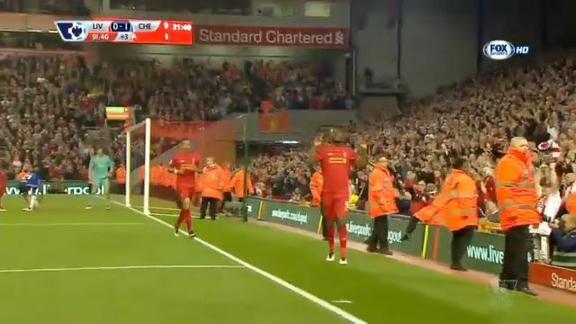 Liverpool-Chelsea 1-1