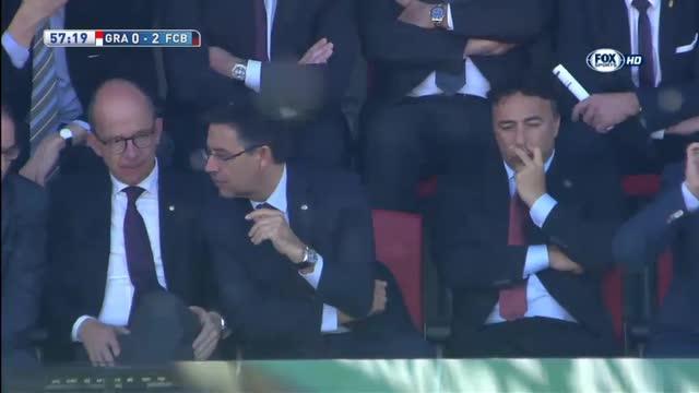 Granada-Barcellona 0-3