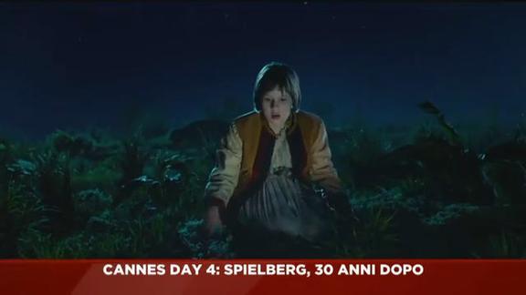 A Cannes arriva Spielberg con Il Grande Gigante Gentile