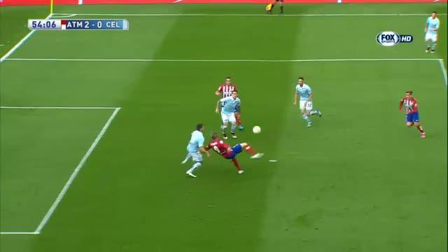 Atletico Madrid-Celta Vigo 2-0