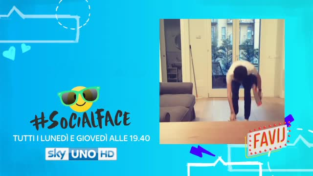 Favij #Socialface