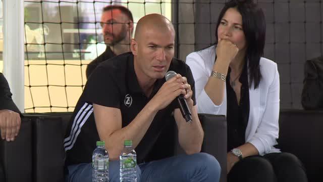 "Zidane: ""La Juventus può vincere tutto"""