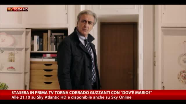 """Torna Corrado Guzzanti con """"Dov'è Mario"""""""