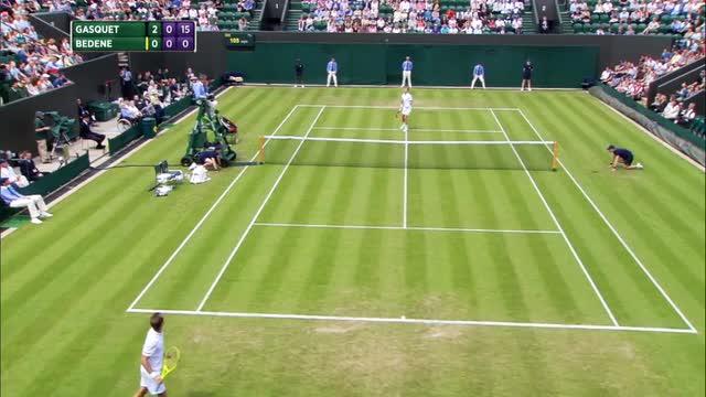 Wimbledon 2016, che spettacolo