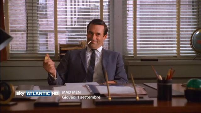 Mad Men: sono pazzi questi pubblicitari!