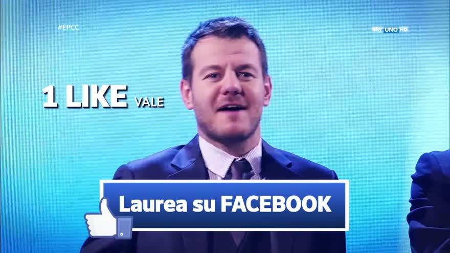 EPCC: Roberto Burioni e la Laurea su Facebook