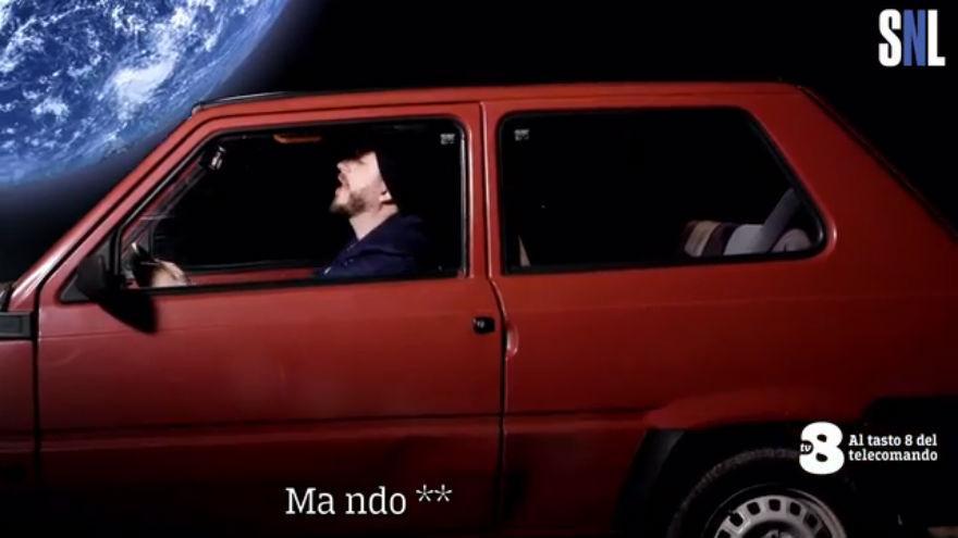 La Panda va su Marte a Saturday Night Live