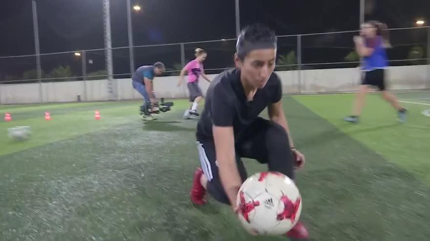 Alla scoperta del calcio femminile in Arabia Saudita | Video Sky - Sky Sport HD