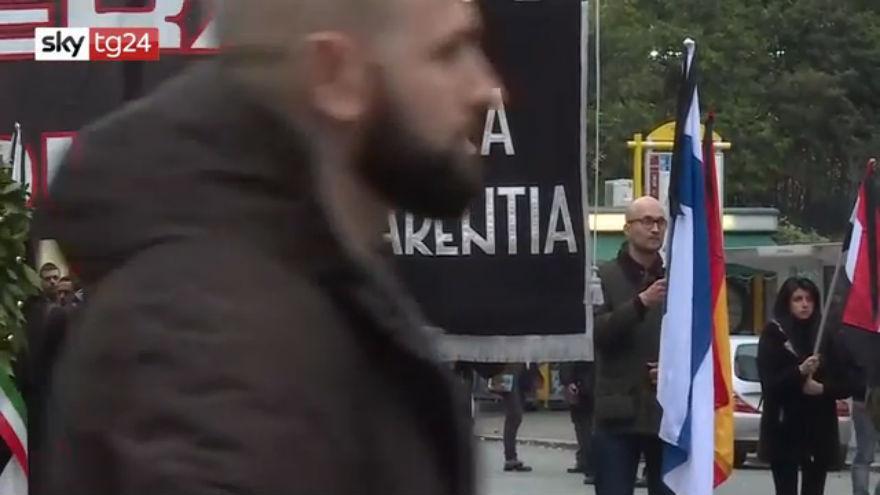 Aggressione giornalisti, arrestato leader Forza nuova
