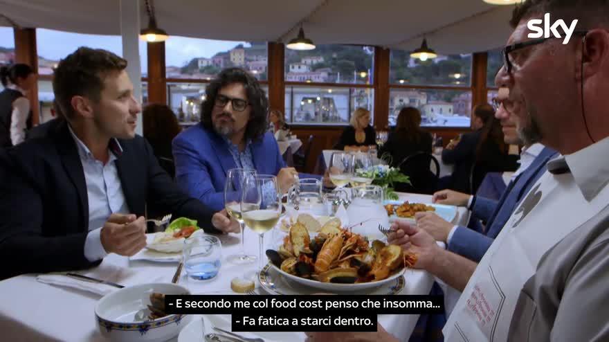Alessandro Borghese 4 Ristoranti: La caravella di Consuelo