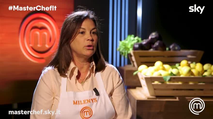 L'intervista a Milenys De Las Mercedes Gordillo Sanchez