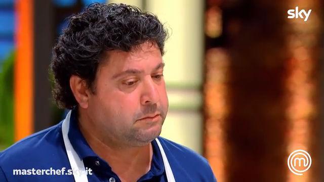 Il piatto di Luciano delude gli chef