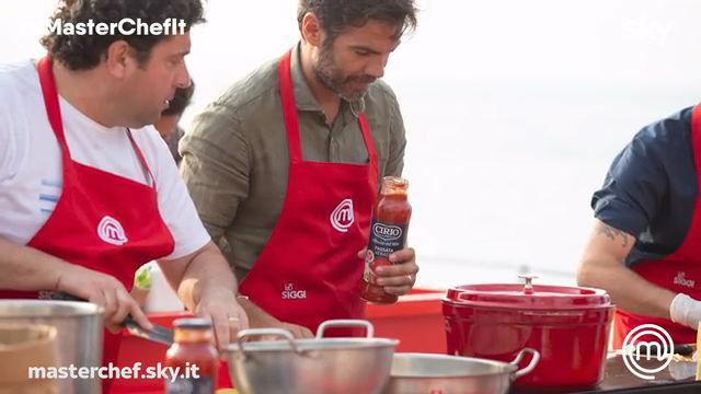 La Passata Verace di Cirio garantisce un ottimo street food