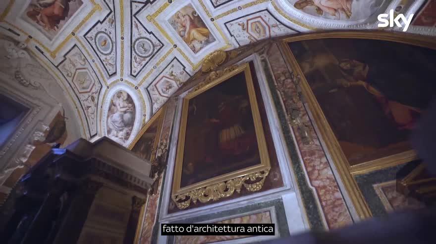 Sette Meraviglie, Napoli - Chiesa di Sant'Anna dei Lombardi