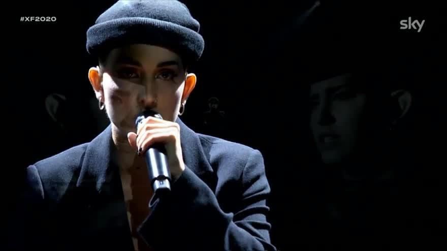 Mydrama canta BELLA COSÌ al secondo Live Show di #XF2020