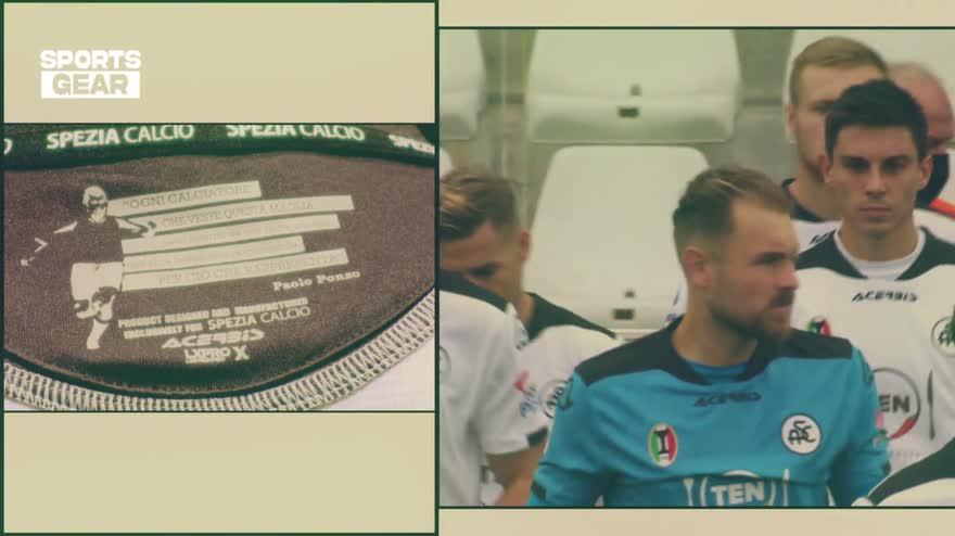 Sports Gear: la nuova maglia dello Spezia