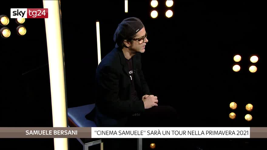 Samuele Bersani a Stories: l'intervista integrale. VIDEO