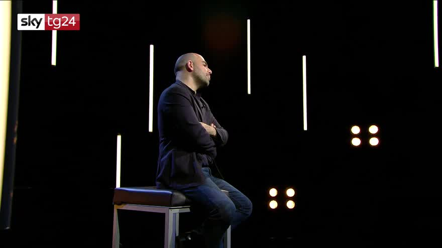 Roberto Saviano a Stories: l'intervista integrale. VIDEO