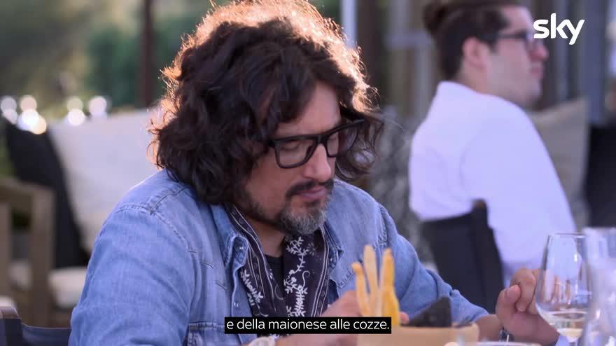 Alessandro Borghese 4 Ristoranti: Cala Zingaro